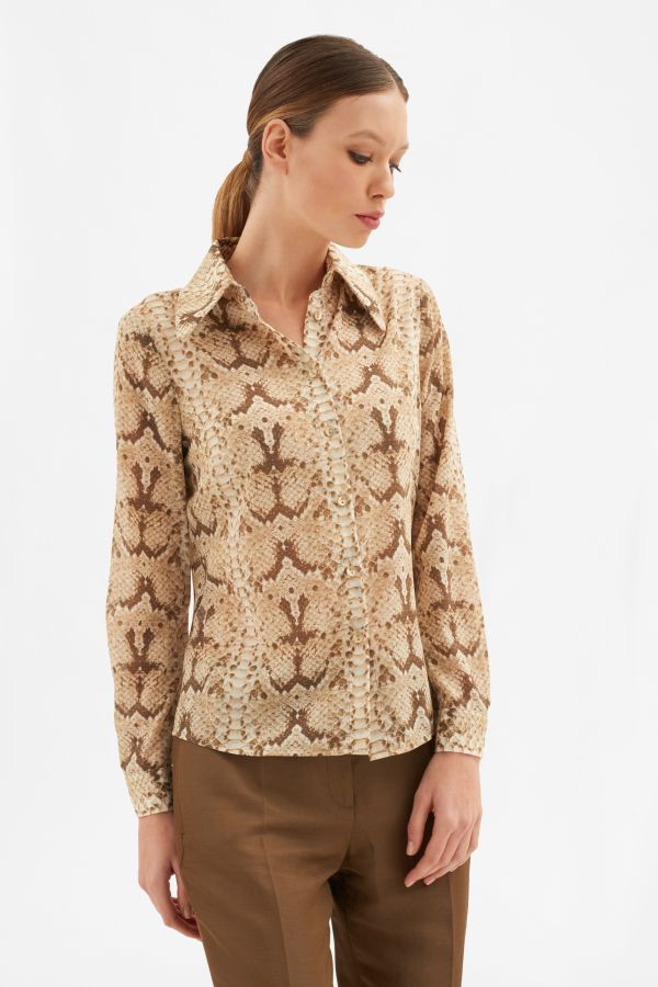 BALCANI BLOUSE SHIRT 3134 1