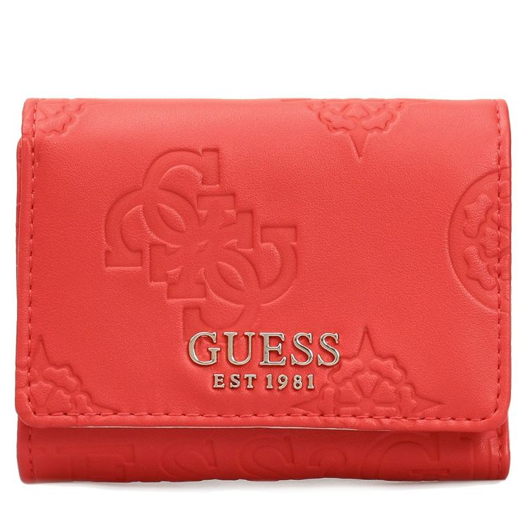 SWSG77 47430 RED KAYLYN SLG TRIFOLD 1