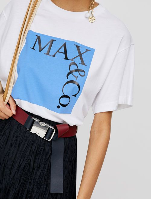 TEE T-shirt light blue 2